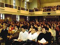 学術講演会 第4回府民健康づくり講座