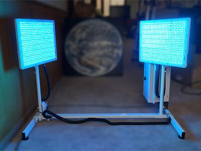 LED照射実験装置